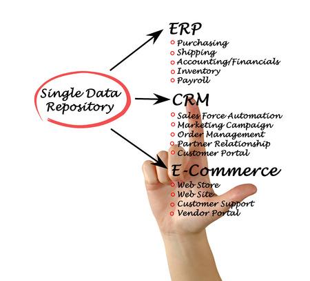 Single Data Repository photo