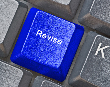 revision: Keyboard with key for revision