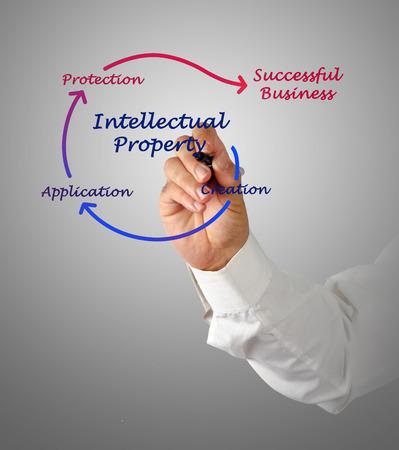 lawsuite: Intellectual property diagram
