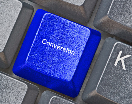 Hot key for conversion