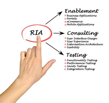 RIA diagram photo