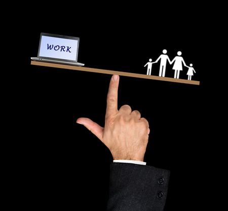 work life balance: Workfamily balance