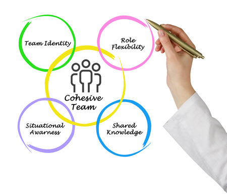 people management: Cohesive team