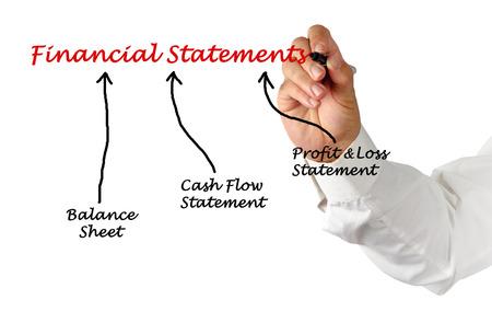 cash flow statement: Financial Statements