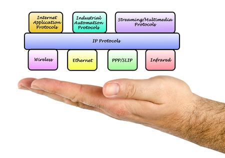 protocols: Diagram of protocols