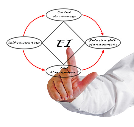 ei: Diagram of emotional intelligence
