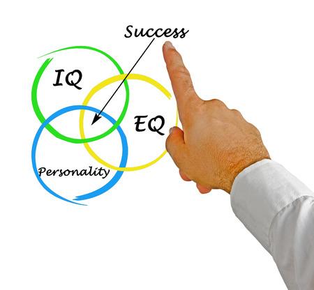 eq: Diagram of success