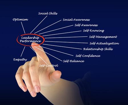 selfcontrol: Leadership Performance