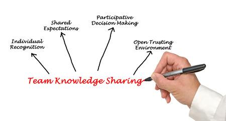 shared sharing: Team Knowledge Sharing