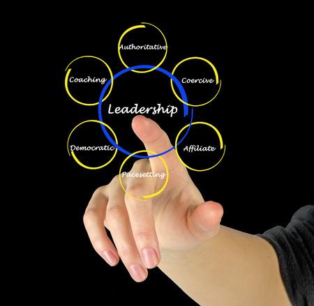 coercive: Leadership style