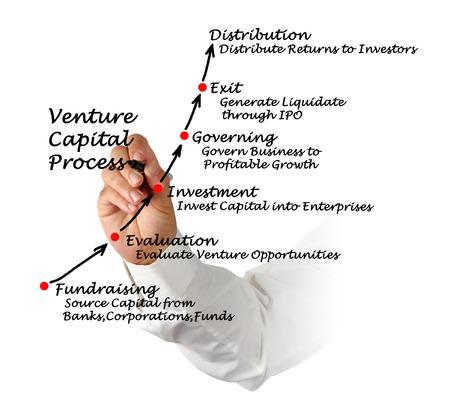 liquidate: Venture Capital Process