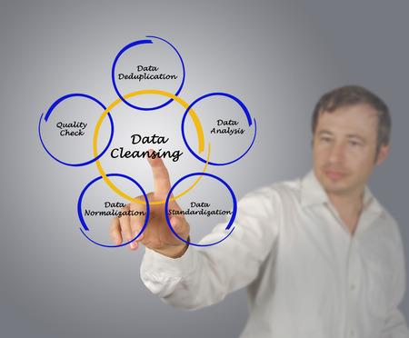 standardization: Data Cleansing
