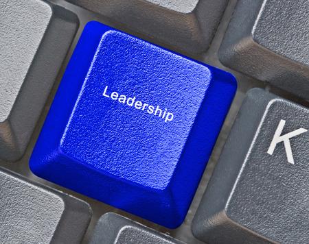 leadership key: Keyboard with key for Leadership