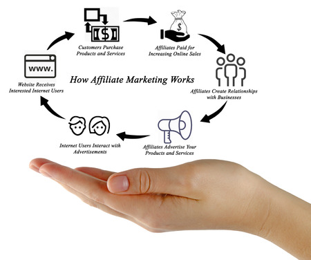 affiliate: How Affiliate Marketing Works