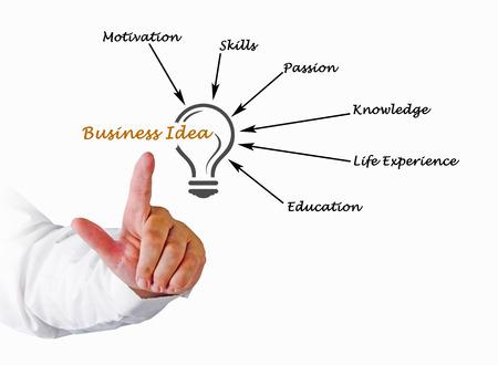 innovator: Business Idea
