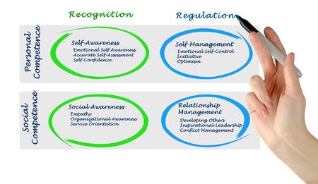 inteligencia emocional: Diagrama de la Inteligencia Emocional