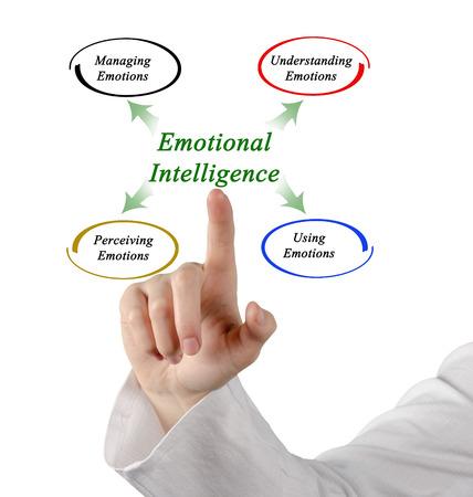 emotional intelligence: Diagram of emotional intelligence