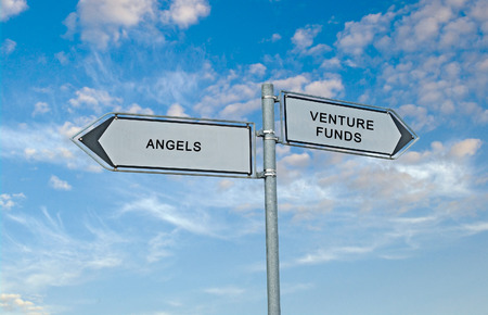 venture: Road Sign to angels and venture funds