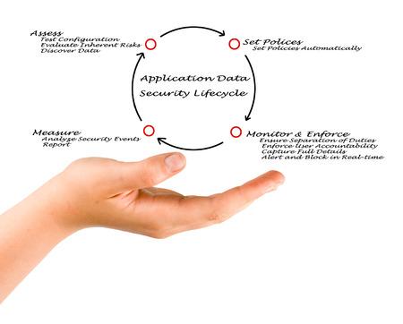 ciclo de vida: Ciclo de Vida de Seguridad Datos de programa