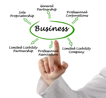 company ownership: Types of business
