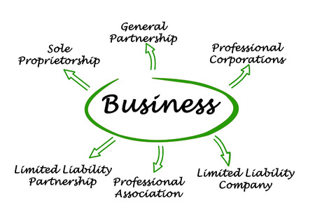 incorporation: Types of business