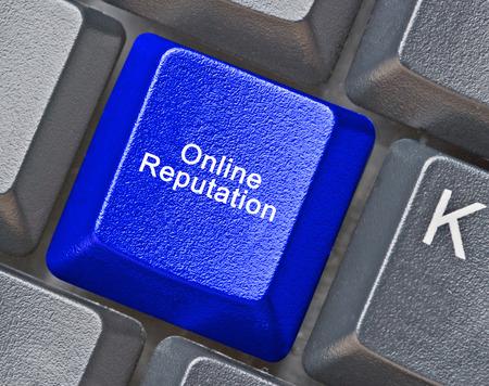 reputation: Key for online reputation