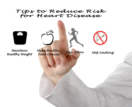 reduce: Tips to Reduce Risk for Heart Disease