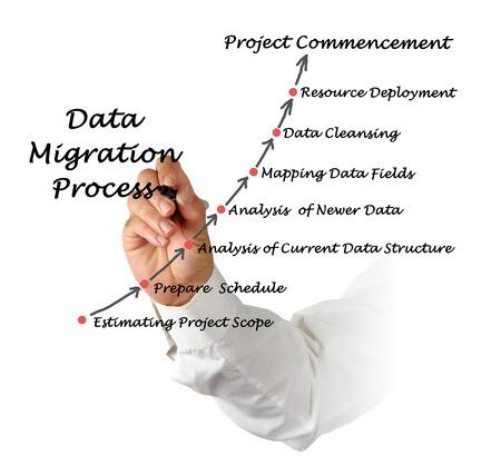 estimating: Data Migration Process
