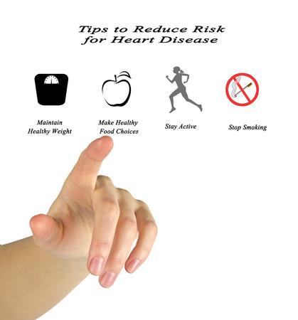 reduce risk: Tips to Reduce Risk for Heart Disease
