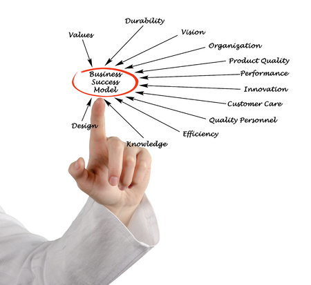 innovator: Dia25 Business Success Model Vision