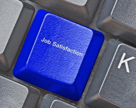 job satisfaction: Hot key for job satisfaction