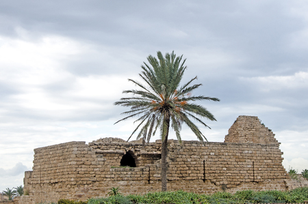 caesarea: Caesarea , a ruined Roman city of Israel