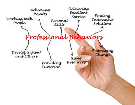 behaviors: Professional Behaviors