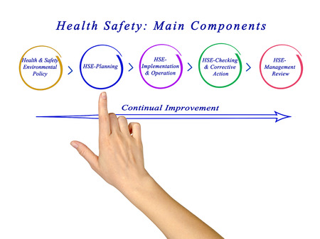 components: Health Safety: Main Components