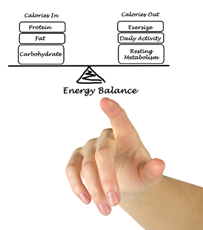 intake: Balance between Energy intake and Energy expenditure