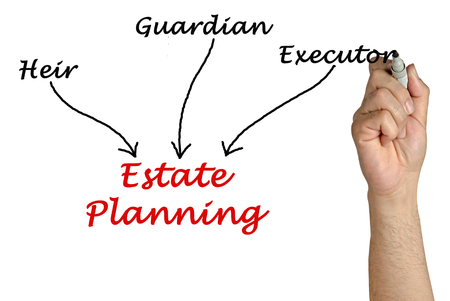 executor: Diagram of Estate Planning