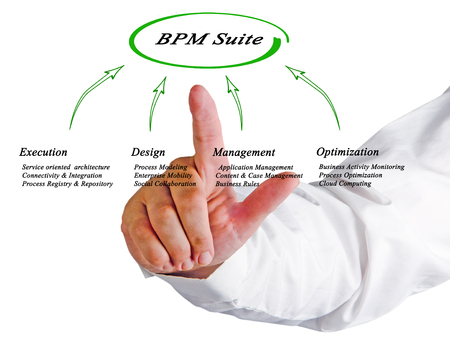 suite: Diagram of BPM Suite