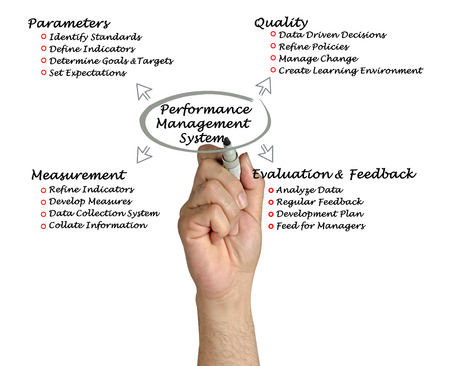 analisys: Diagram of Performance Management System