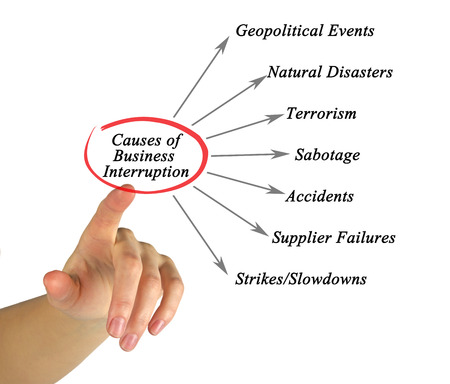 interruption: Causes of Business Interruption