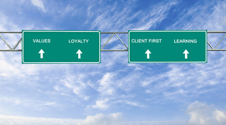 perceived: Road sign to Customer Retention