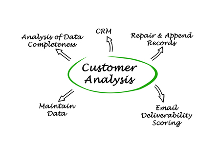 customer records: Diagram of Customer Analysis