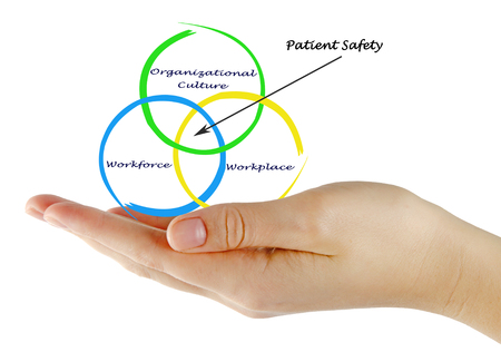 Diagram of patient safety