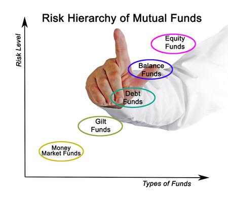 jerarquia: Jerarquía riesgo de fondos mutuos