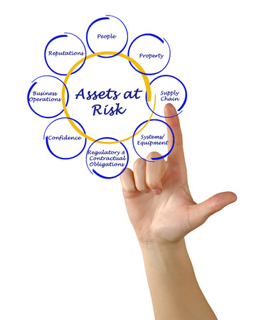 contractual: Diagram of Assets at Risk