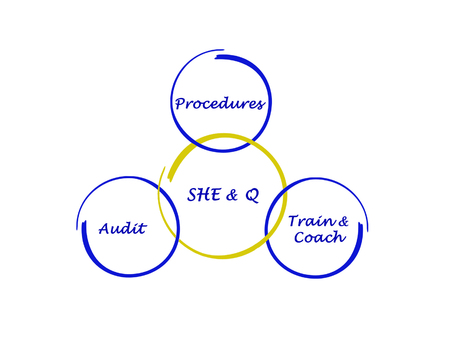 mangement: Diagram of Health and Safety Environment