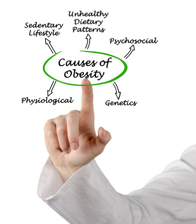 psychosocial: Causes of Obesity