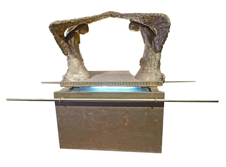 model of Ark of Covenant