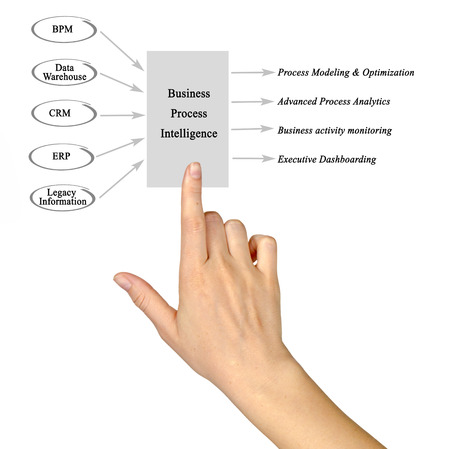 bpm: Diagram of Business Process Intelligence