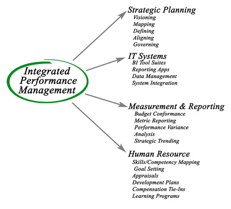 aligning: Diagram of Integrated Performance Management