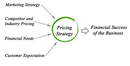 pricing: Diagram of Pricing Strategy